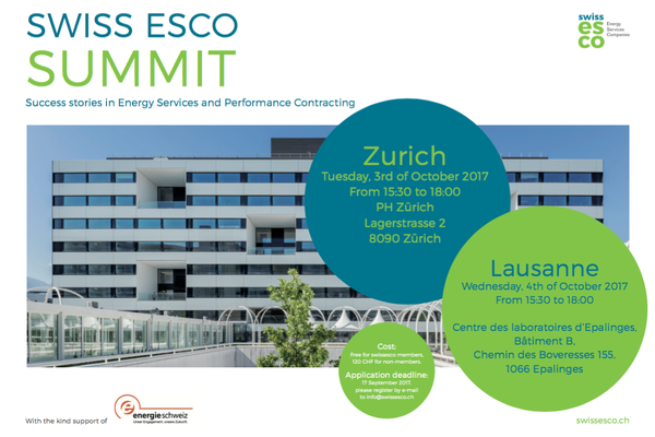 SWISS ESCO SUMMIT